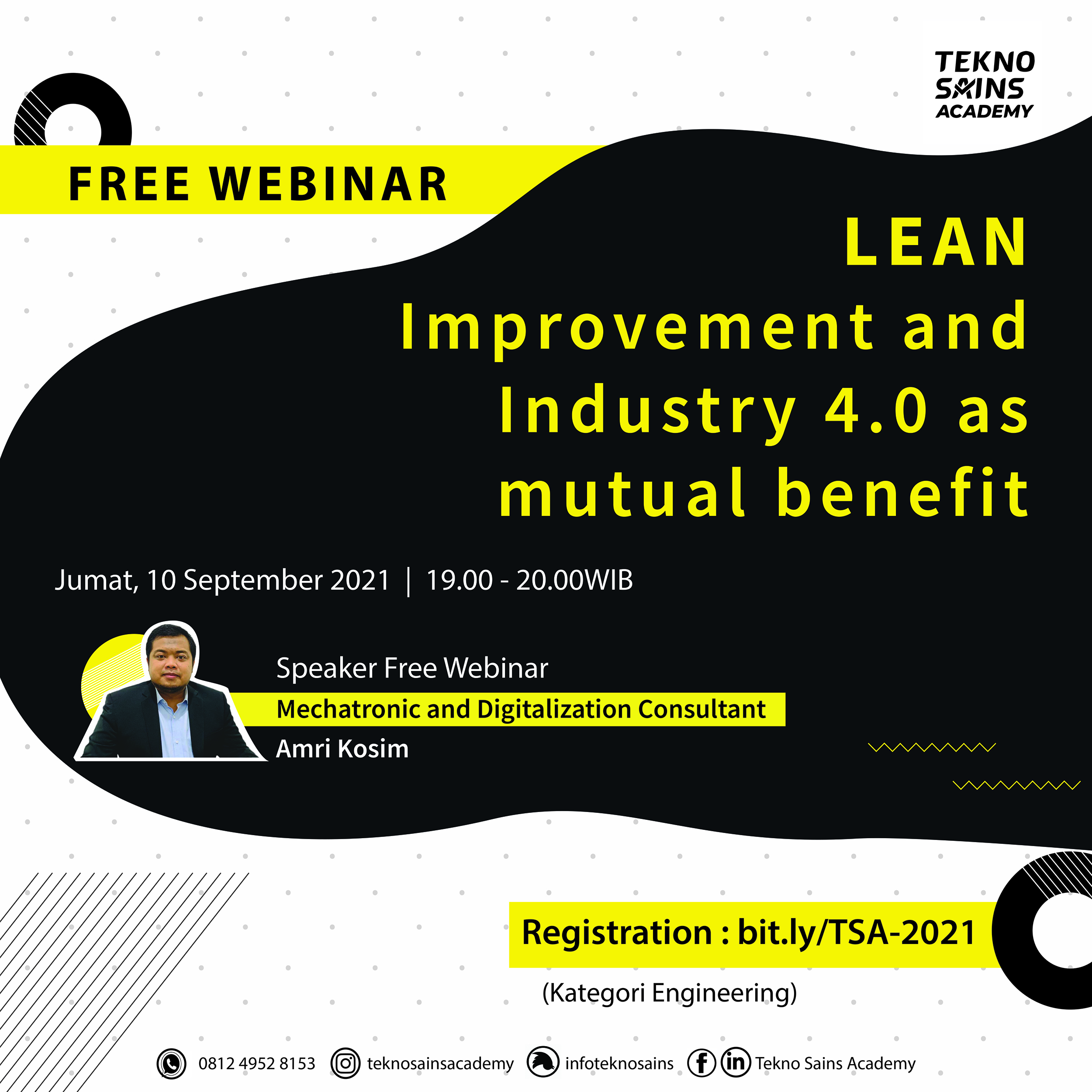 20210812-00-LEAN Improvement and Industry 4.0 as mutual benefit
