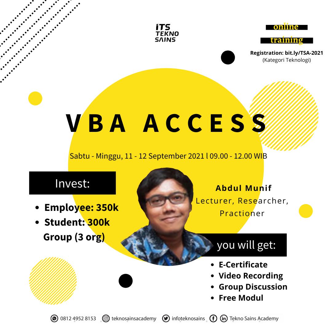 20210828-Flyer VBA Access