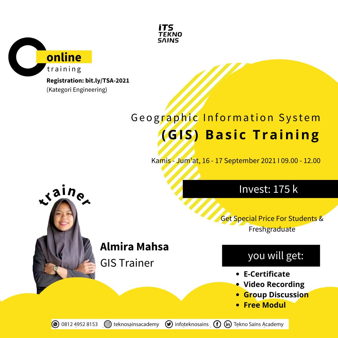 20210829-GIS Basic Training1